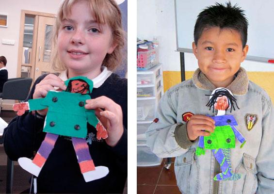 arts education, spanish, primary language learning, art
