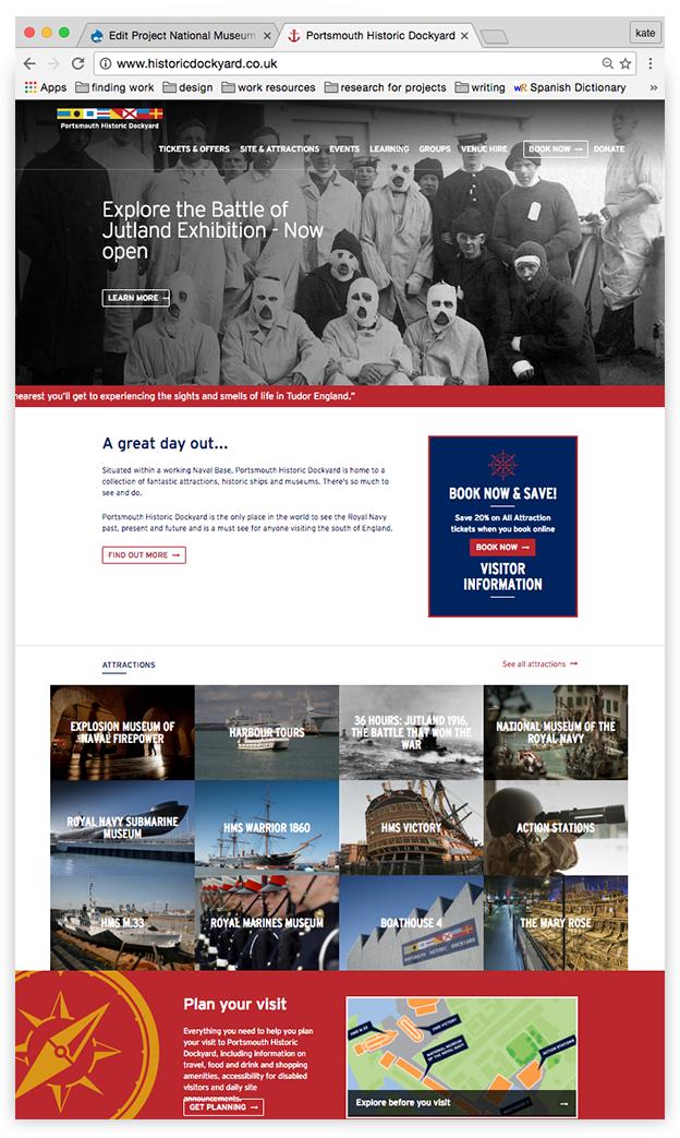 UX, museum, design, website, e-commerce, tickets, sales