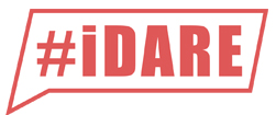 idare youth issues magazine, swindon, logo, platform project