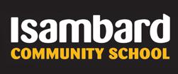 isambard community school, priory vale, swindon, logo, arts education