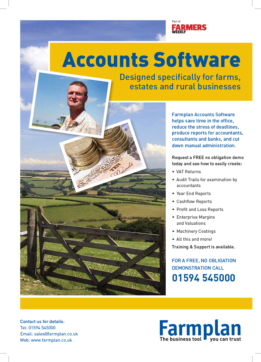 Farmplan, farming, rural, software, design, marketing, west country