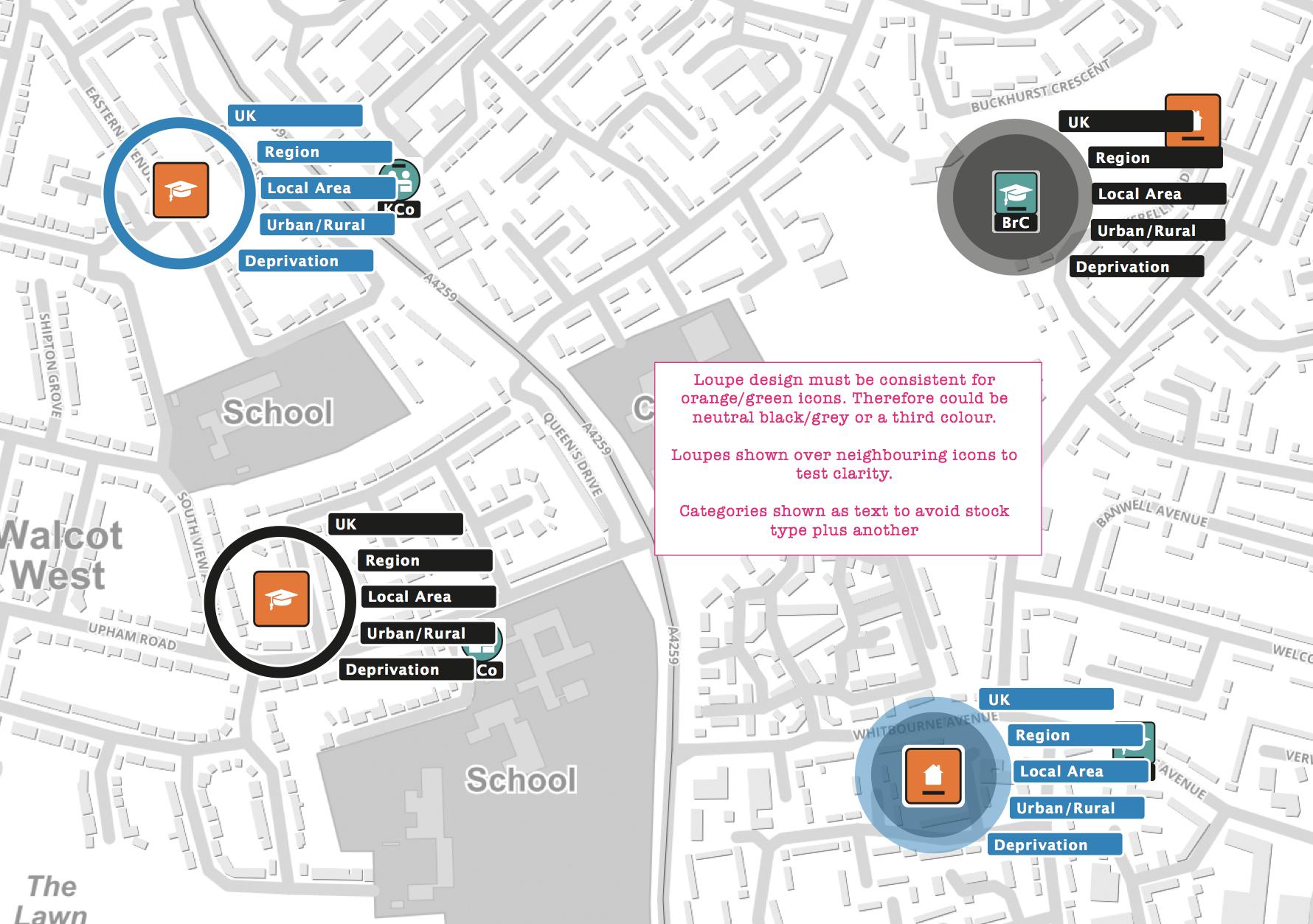 data, geo-spatial, database, UI, UX, design