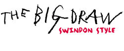 big draw, swindon, mcarthur glen, arts co-ordinator, campaign for drawing