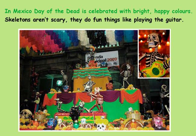 dia de los muertos, sevenfields, penhill, KS1