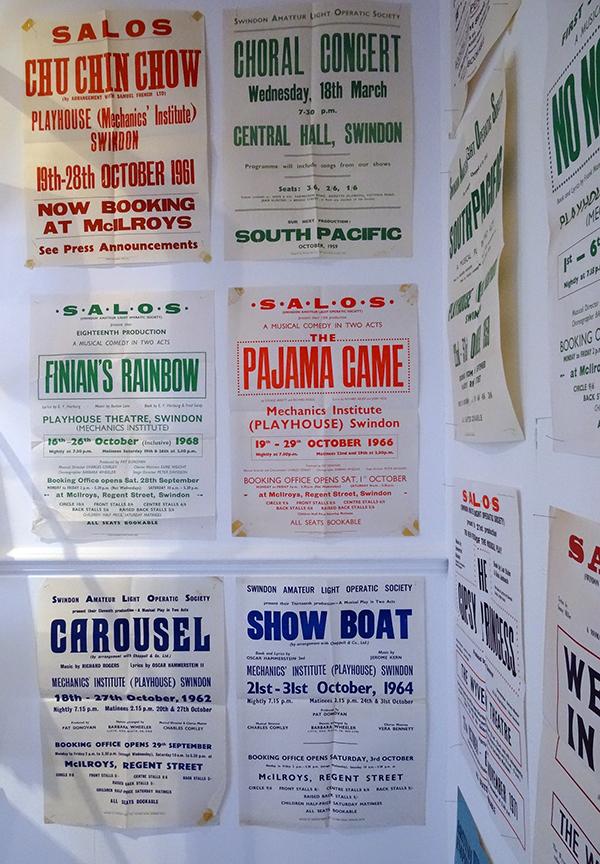SALOS, posters, theatre, light opera, operatic