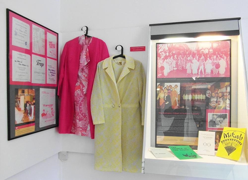 Western Players, Swindon, costumes, drama
